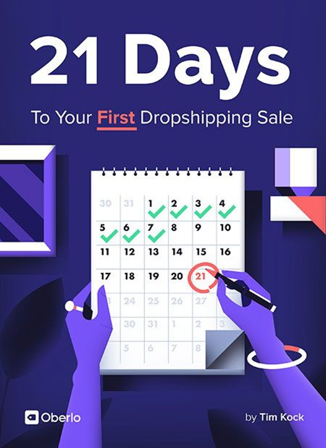 21 Days to Your First Dropshipping Sale