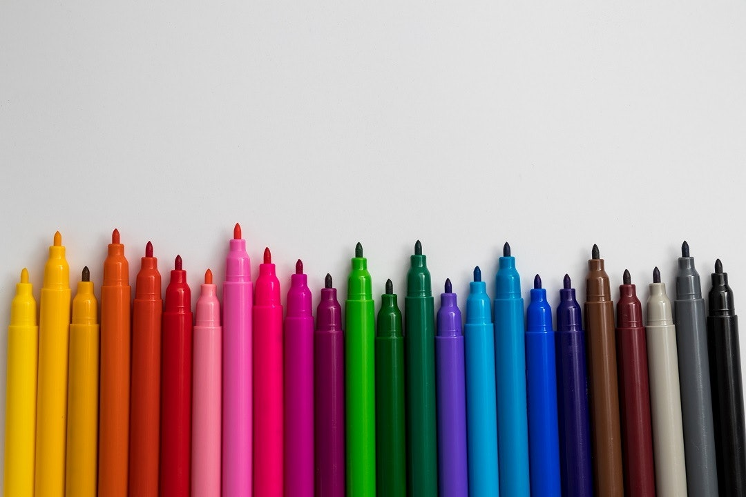 Get your target audience to click through color options instead of asking them to purchase now