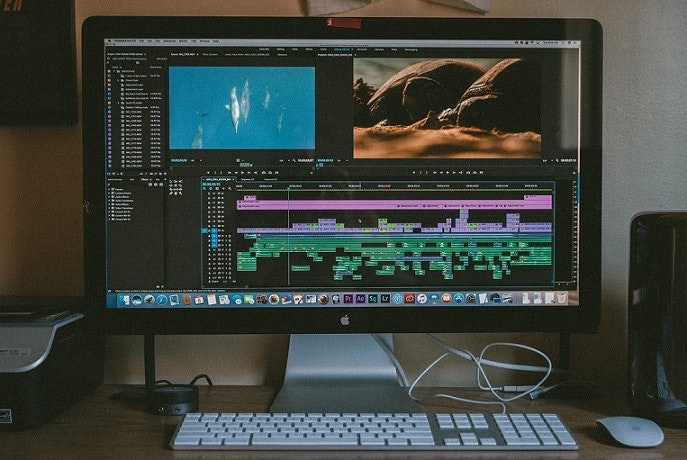 Using video editing software for your winning Facebook ads