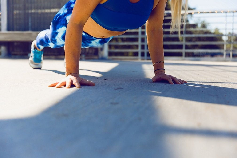 Successful entrepreneurs have the habit of exercising