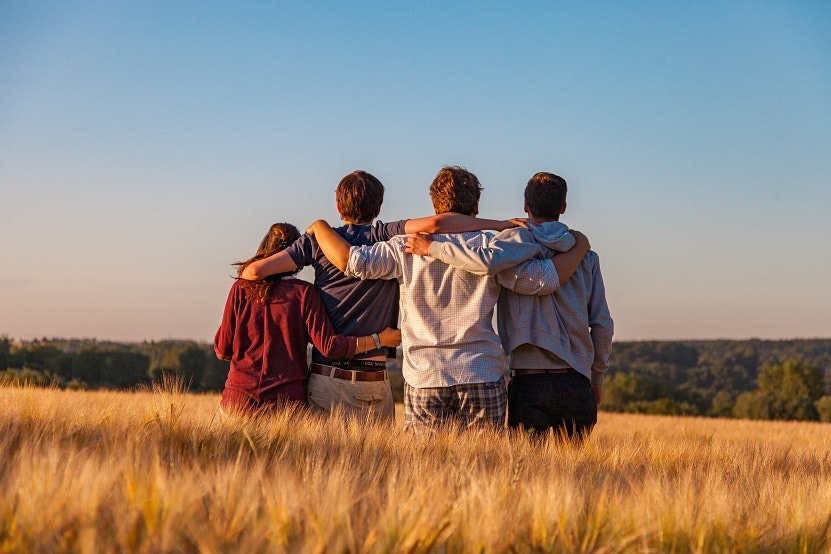 Setting aside time to be with your friends and family is something successful entrepreneurs do