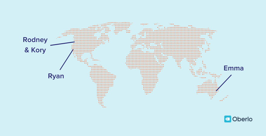 Successful dropshippers join us from across the world to discuss the effects of the coronavirus
