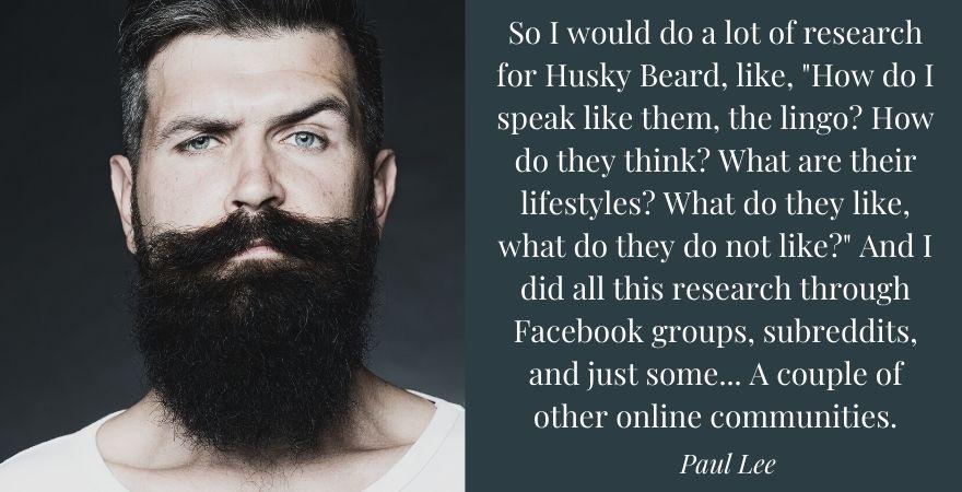 beard business