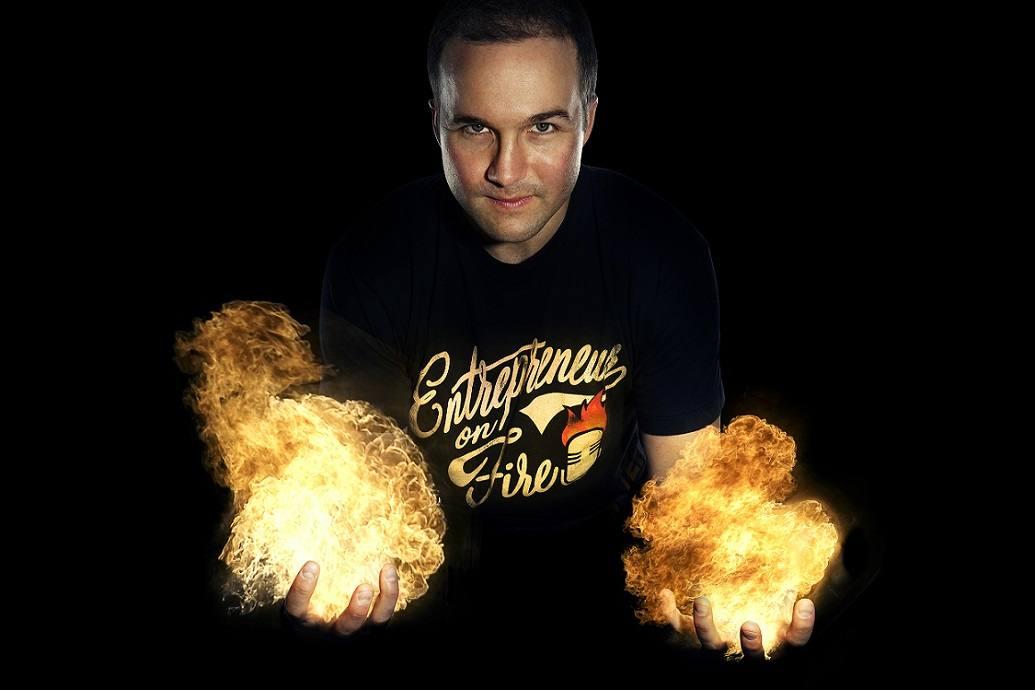 John Lee Dumas' Entrepreneur on Fire