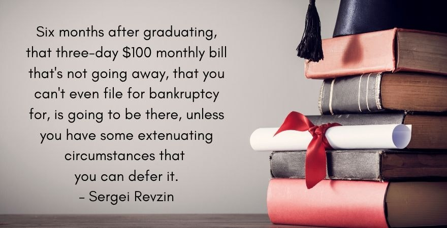 student debt quotes