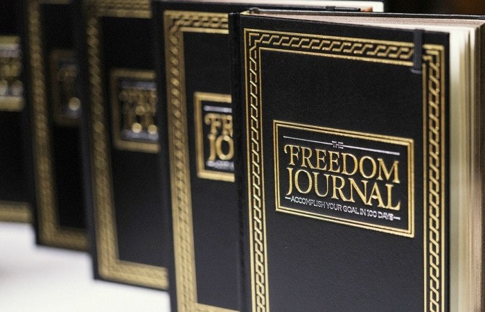 The Freedom Journal by John Lee Dumas