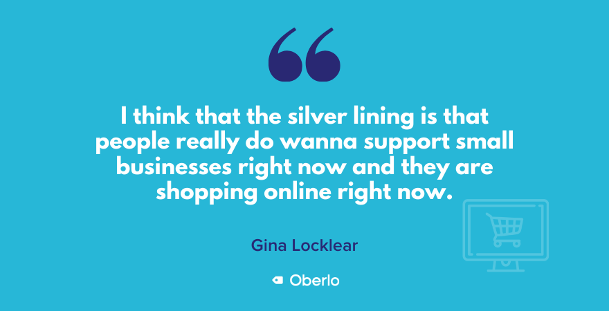 The silver lining of launching an online store now