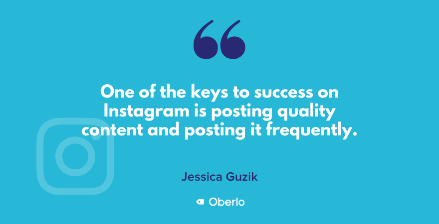 The keys to success on Instagram, according to Jessica