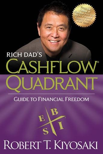Cashflow Quadrant by Robert T Kiyosaki