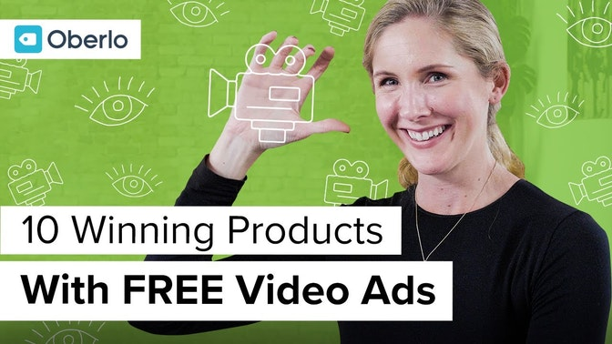 ten winning products with free video ads