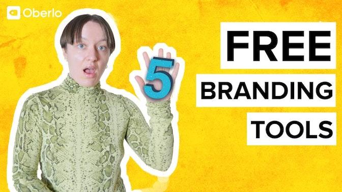 five free branding tools