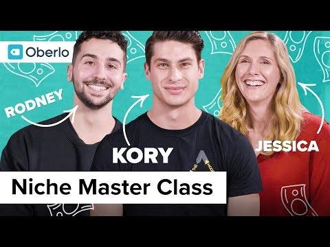 niche master class