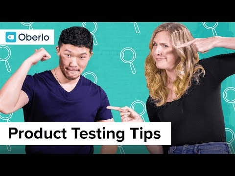 product testing tips