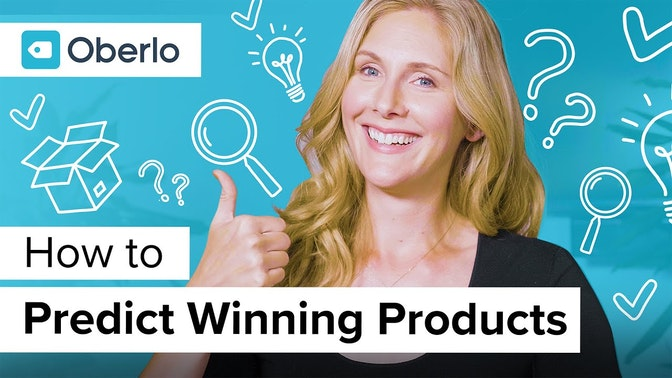 how to predict winning products