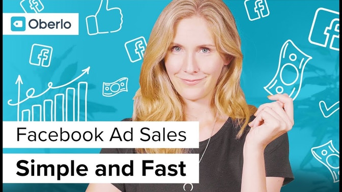 facebook ad sales simple and fast