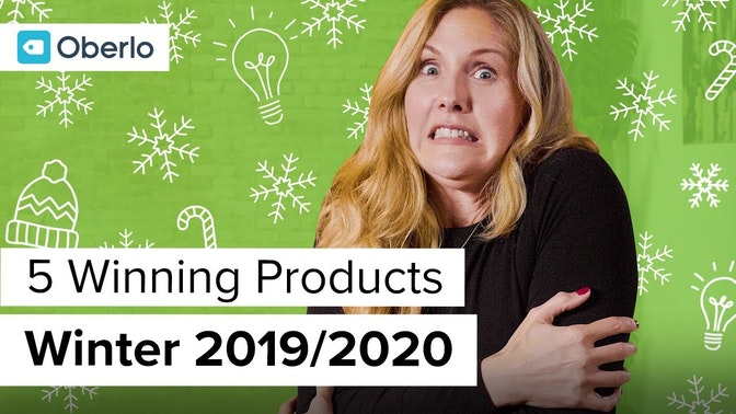 5 of the Best Dropshipping Products to Sell This Winter