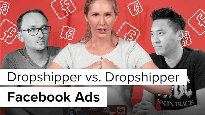 dropshipper vs dropshipper facebook ads
