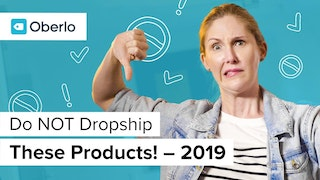 5 Dropshipping Mistakes With Product Selection