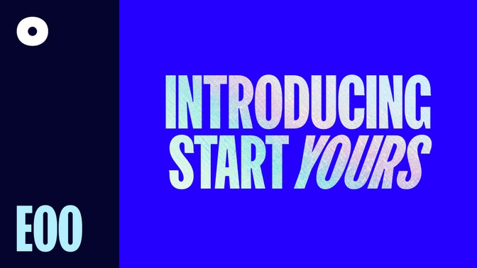 Season 1 Trailer of Start Yours, a Podcast from Oberlo