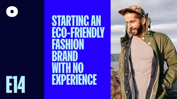 Curtains to Caps: Starting an Environmentally-Friendly Fashion Brand With No Industry Experience