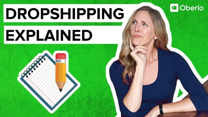 What is Dropshipping? How to Make Money Online With Oberlo in 2020