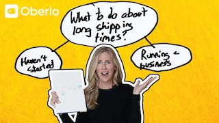 What Should You Do About Long Shipping Times