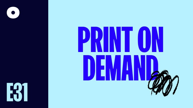How To Launch a Profitable Print-on-Demand Store