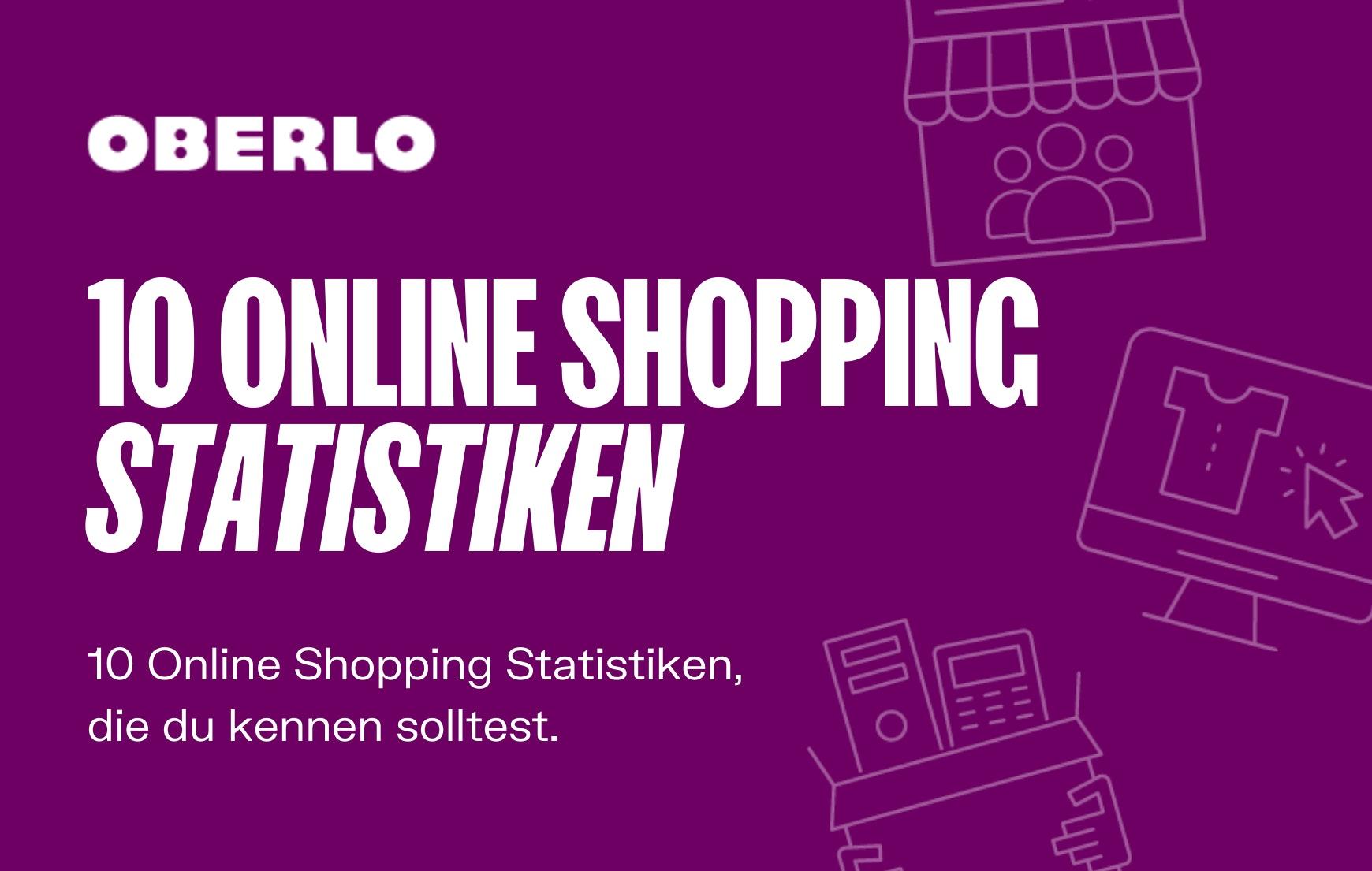 Online Shopping Statistiken