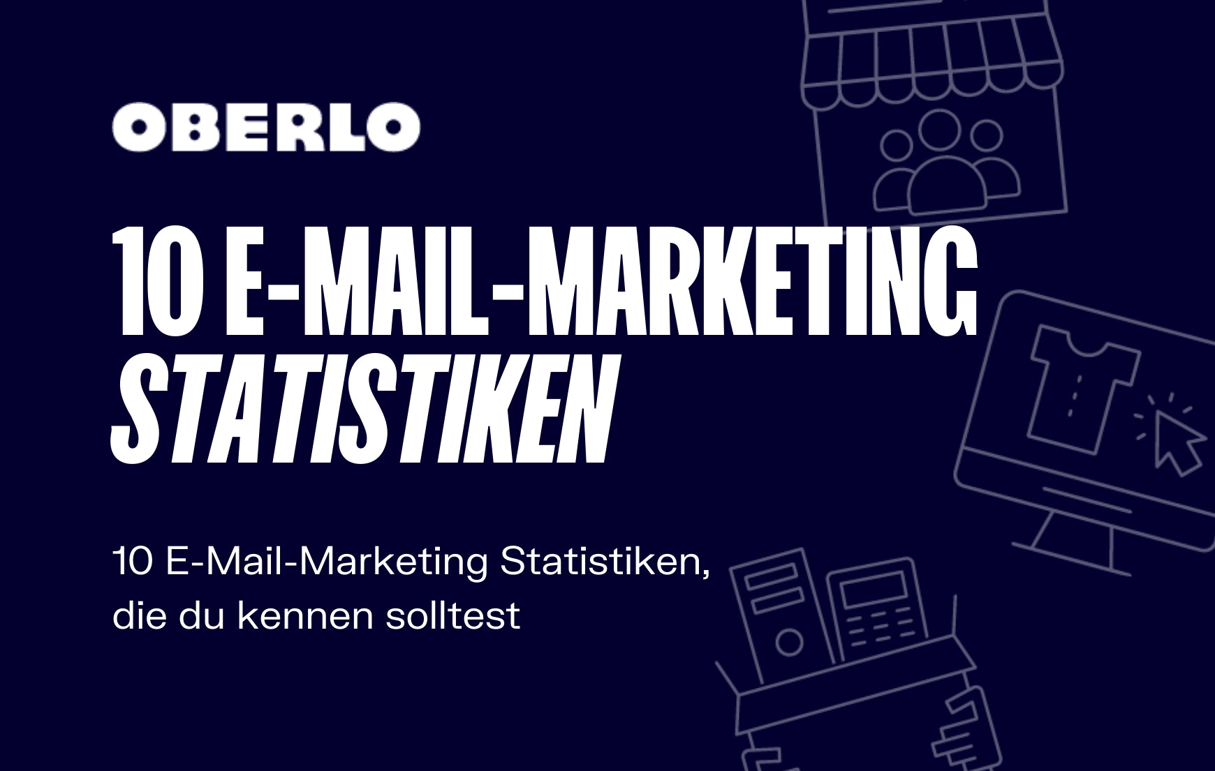 E-Mail-Marketing Statistics