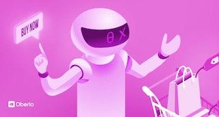 Roboter als Grafik
