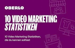 Video Marketing Statistiken