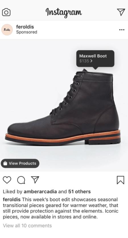 Shopping Ad