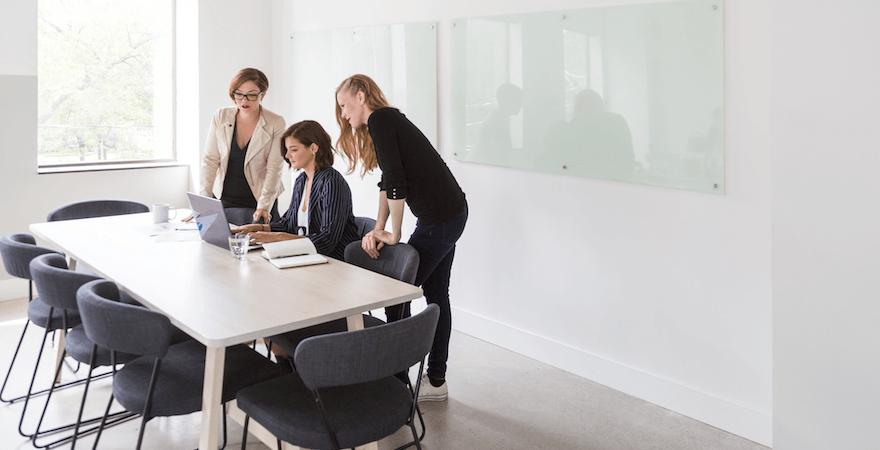 Budgetplanung Marketing - Meeting