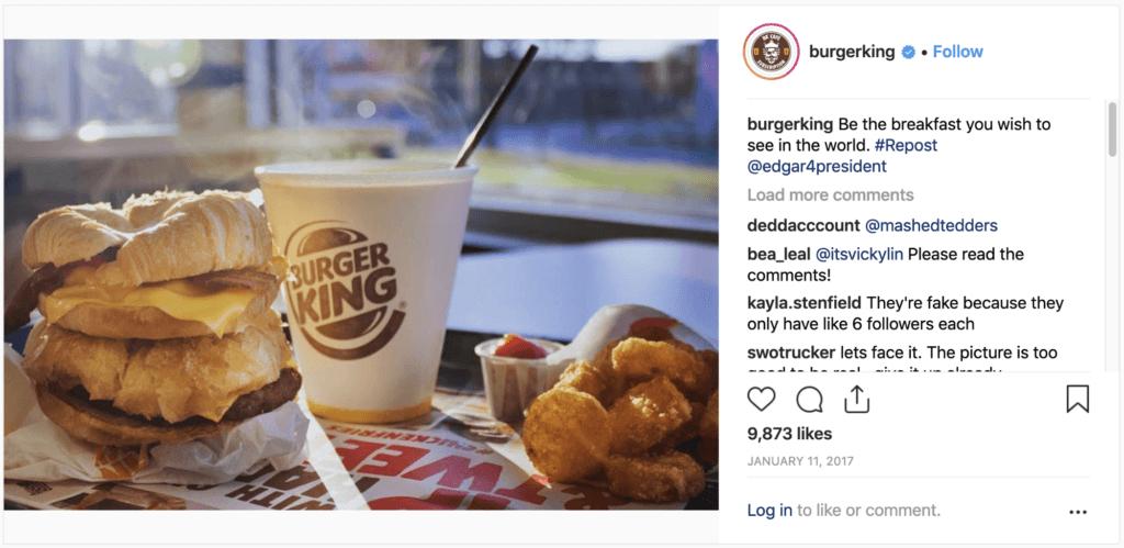 Guerilla Marketing - Burger King
