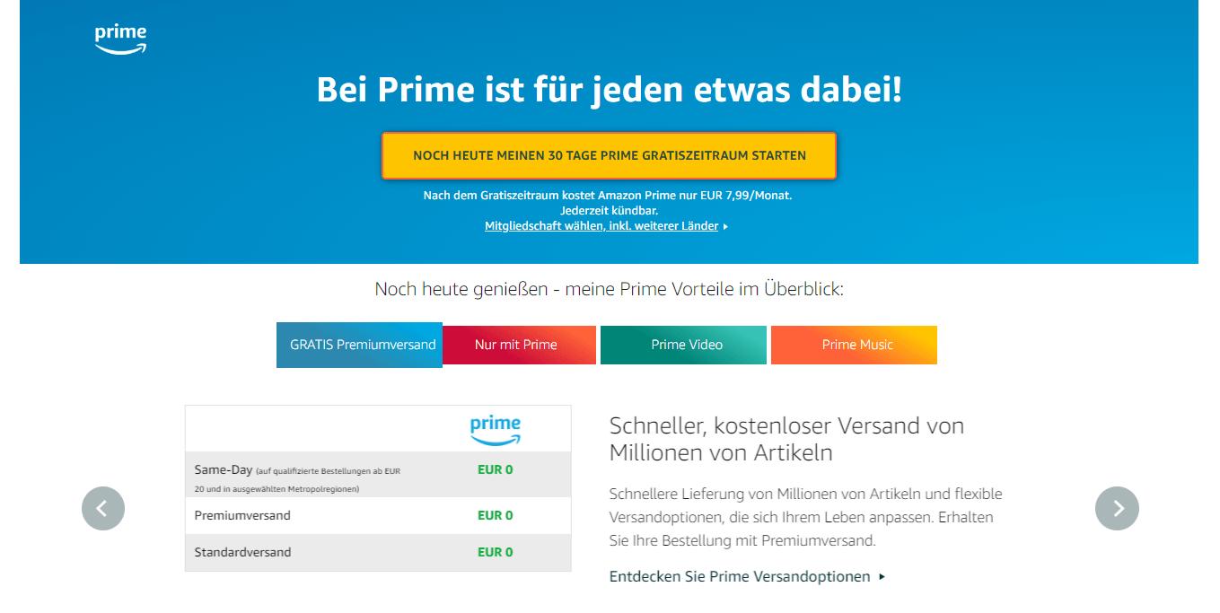 E-commerce Vorteile & nachteile - Amazon