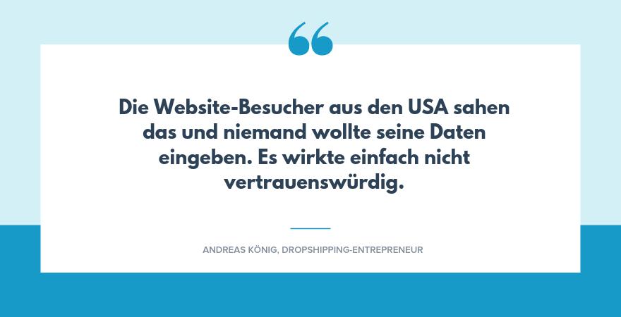 Unternehmer-Zitat Österreich
