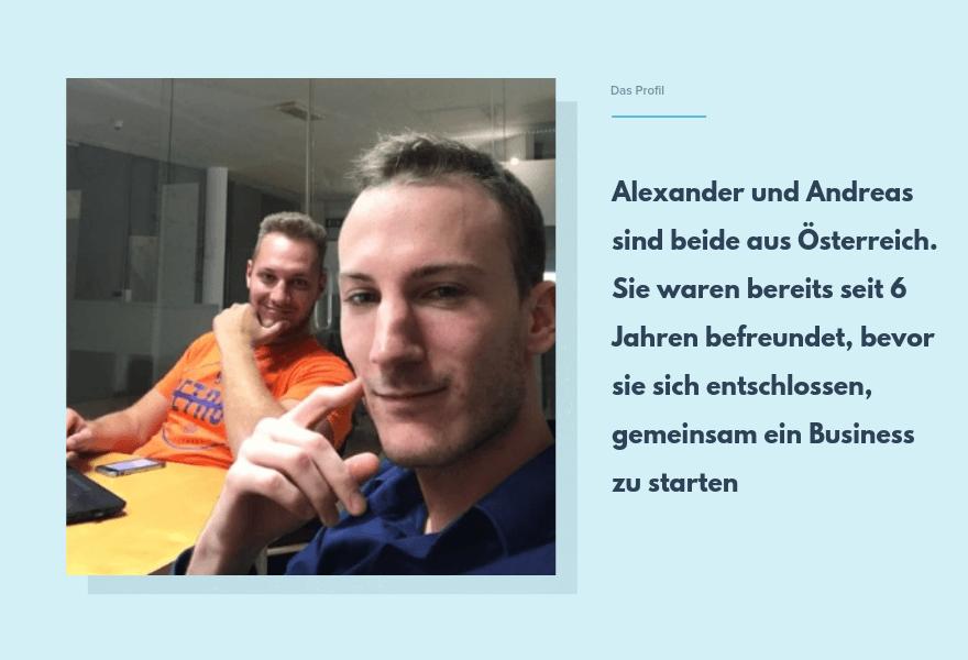 Dropshipping Erfolgsgeschichte - Profil