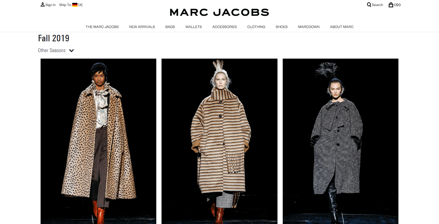 Content Marketing Marc Jacobs