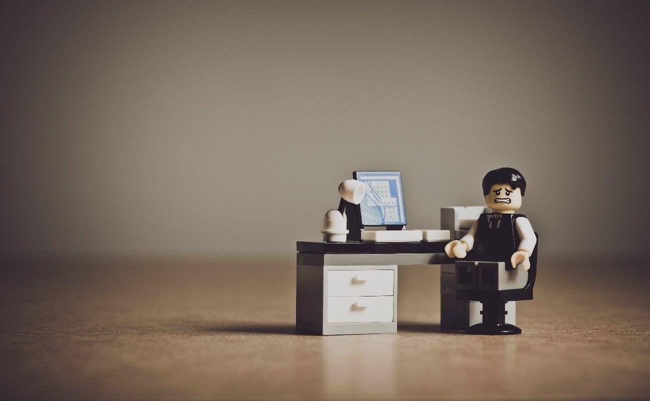Mit Lego gegen Prokrastination