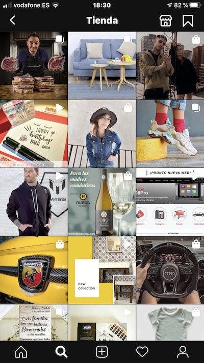 como subir una historia a instagram