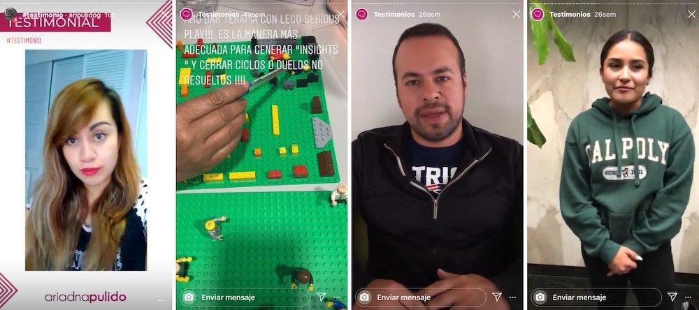 como hacer historias en instagram