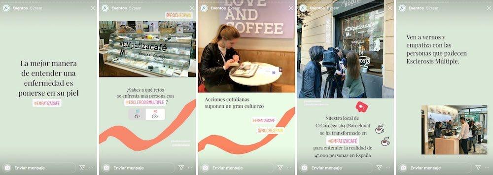 como poner enlaces en las historias de instagram