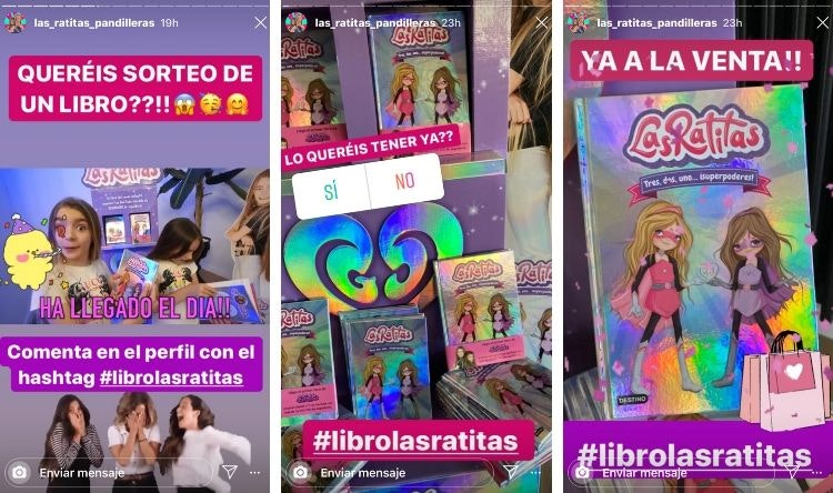 como hacer stories en instagram