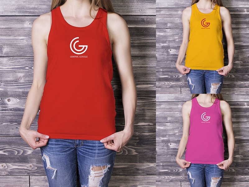 Mockup-gratis-camiseta-Graphic-Google