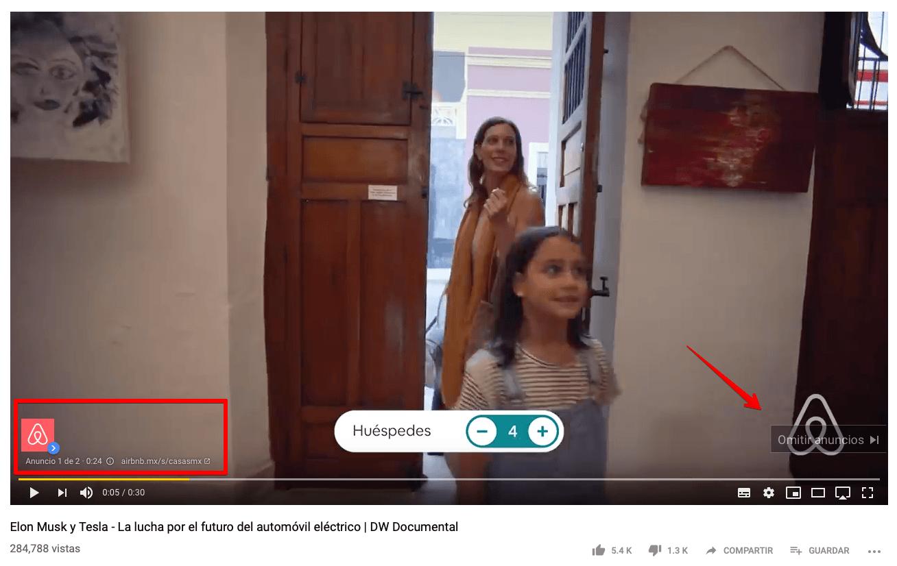 TrueView Instream Ads