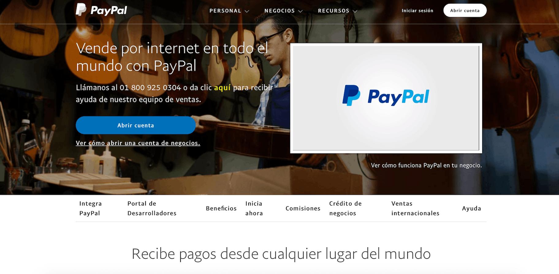 Qué es PayPal