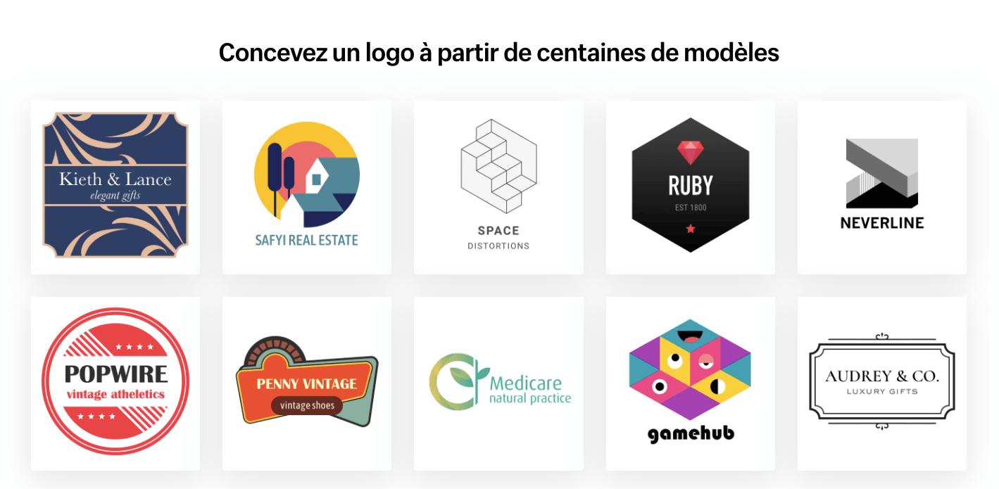 logiciel creation logo gratuit shopify