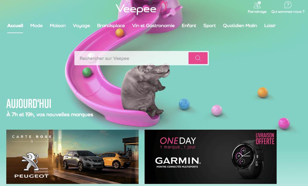 veepee meilleur site de vente en ligne vetements