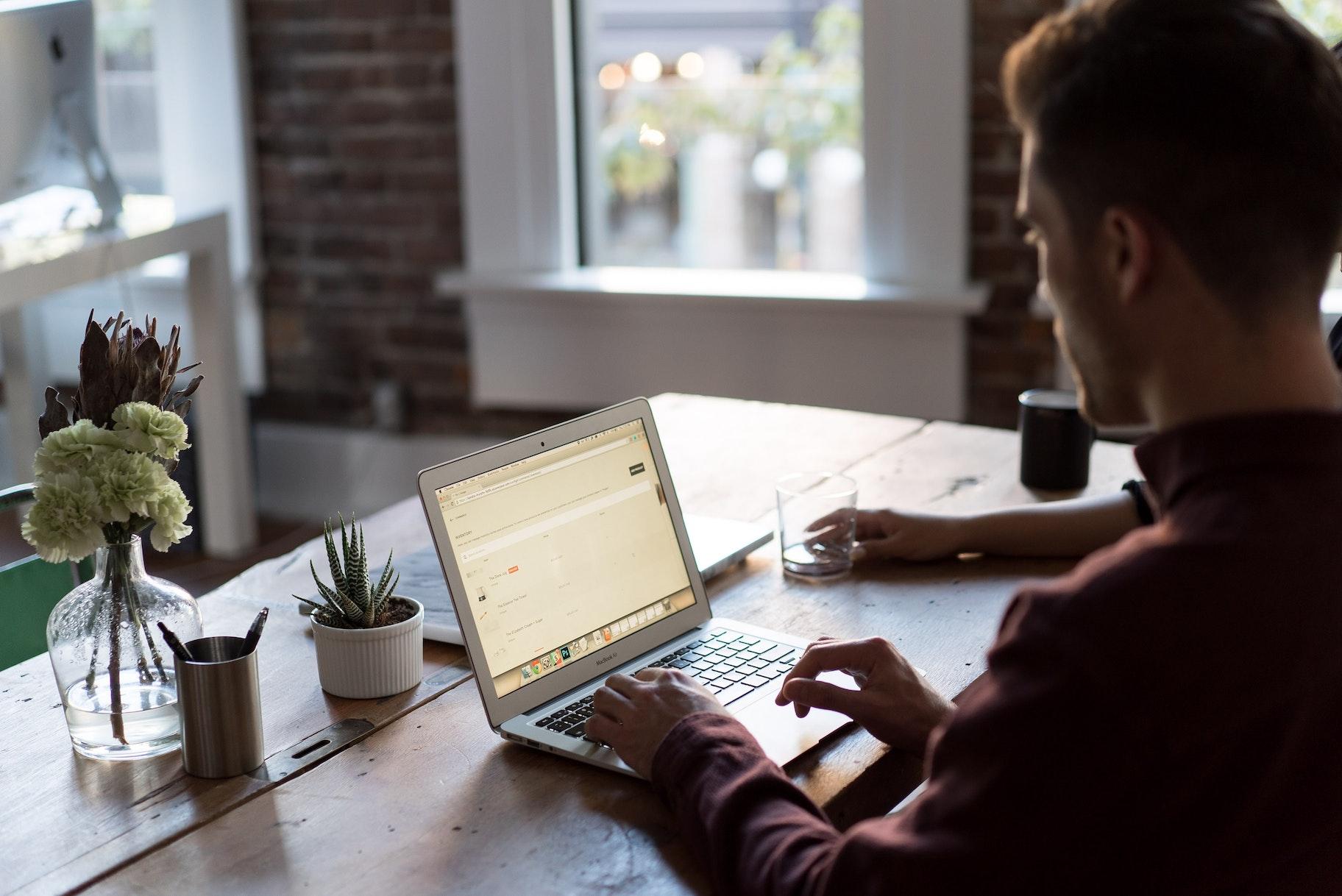blogeur travail à domicile