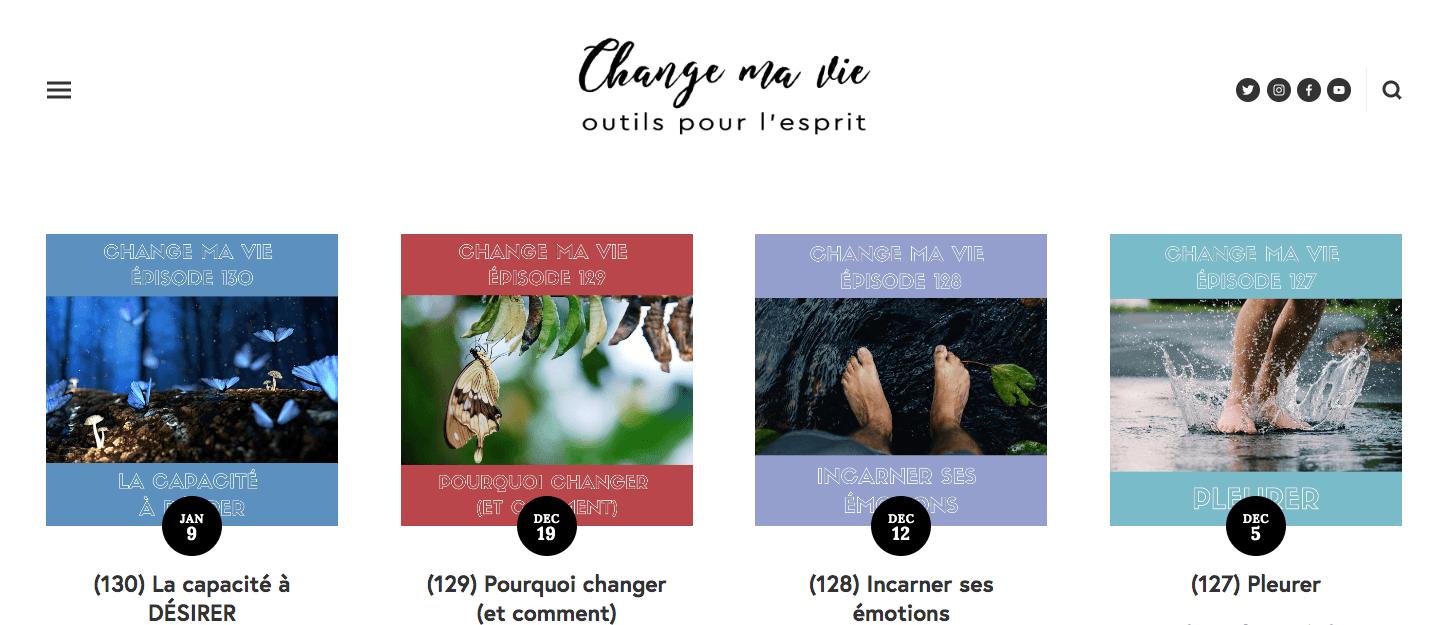 change ta vie - Clotilde Dusoulier
